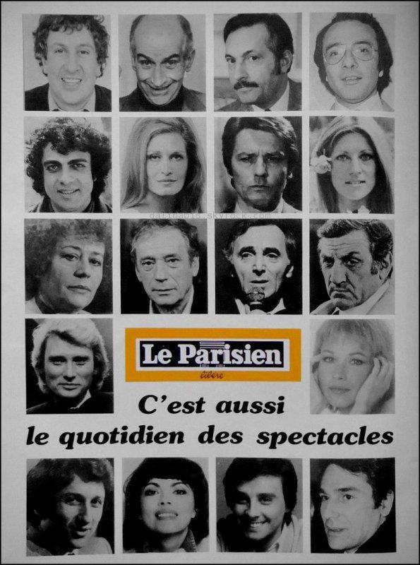 le parisien libéré...1980