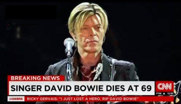 une légende de la pop nous a quitté...