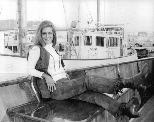bellissima dalida...1969