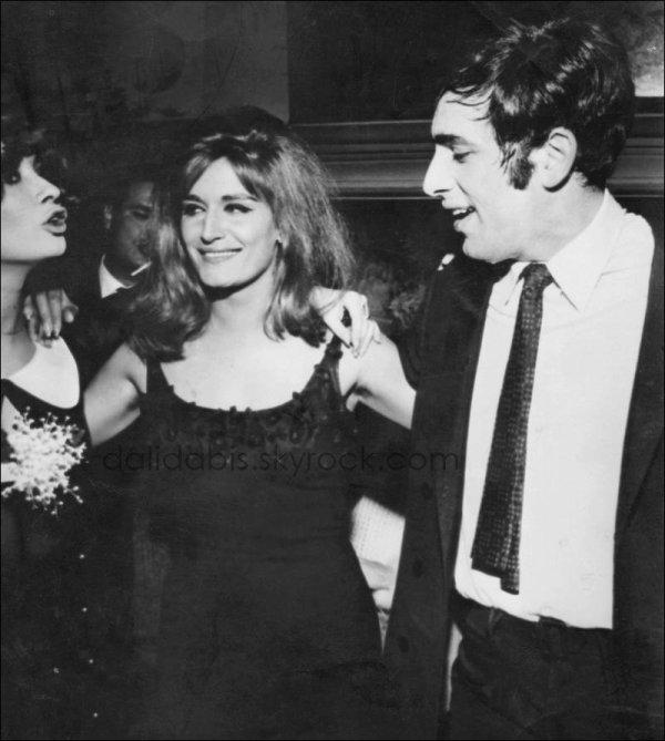 dali et théo sarapo au club saint hilaire dans les années 60...