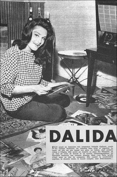 dali...les belles années 60...