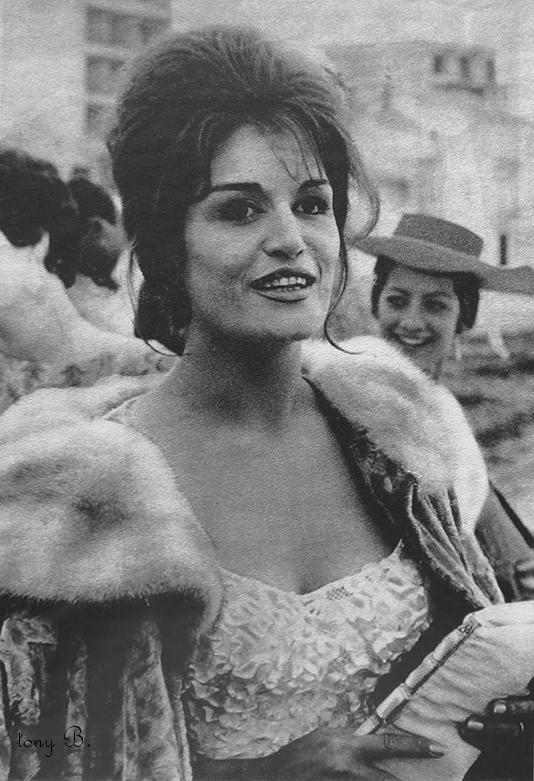 bellissima dalida...1961
