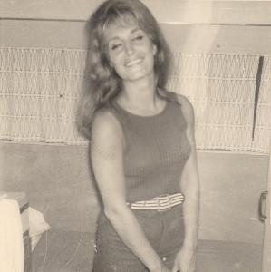 dans la caravane...1964