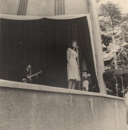 podium europe 1...1964