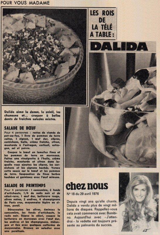 dalida aime...