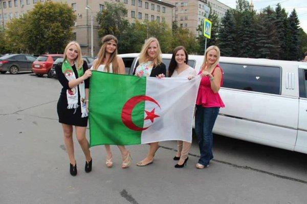 algeria ♥