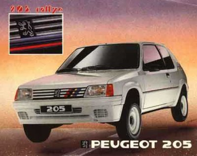 blog de naivlys0613 peugeot 205 blog. Black Bedroom Furniture Sets. Home Design Ideas
