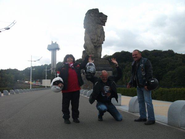balade moto entre amis
