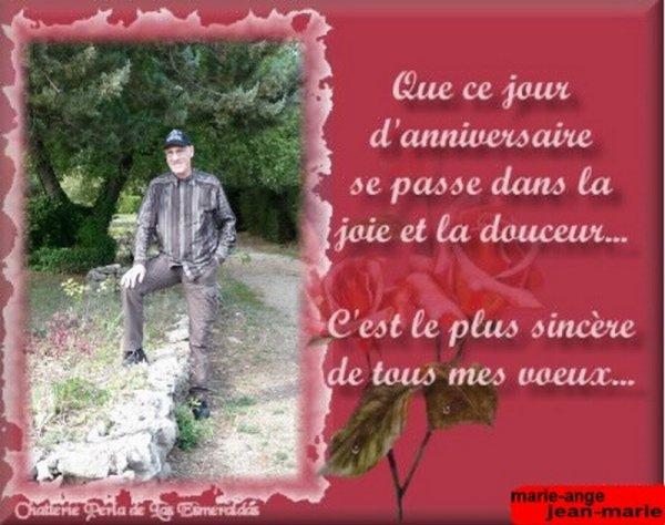 heureux anniversaire Pierre-Paul