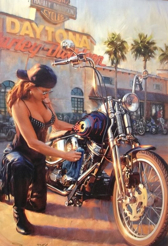 balade moto....et puis foot les diables rouges