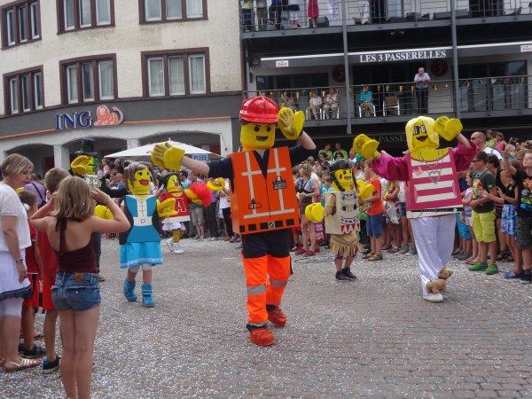 carnaval du soleil 2014