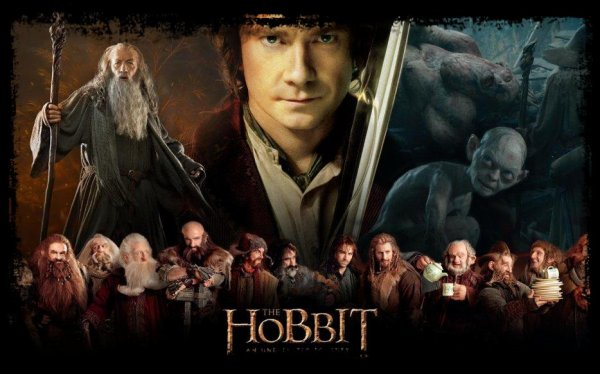 Bilbo le Hobbit / le Seigneur des Anneaux - trilogie (2)