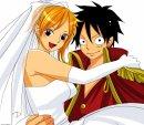 Photo de Couple-Nami-Luffy