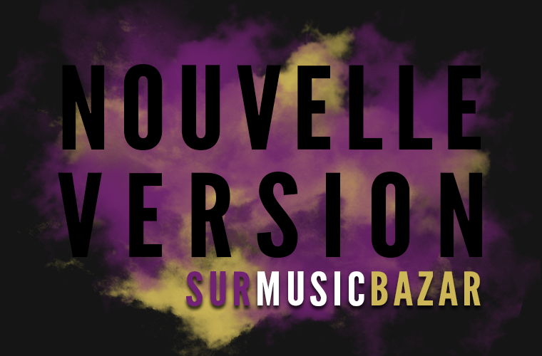 MusicBazar - Nouvelle version