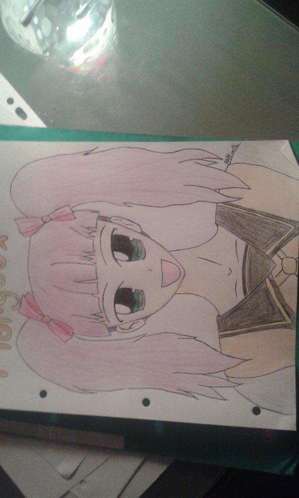 Deuxième  dessin !!