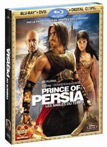 « Prince of Persia : Les Sables du Temps » sortira demain en DVD, Blu Ray et VOD