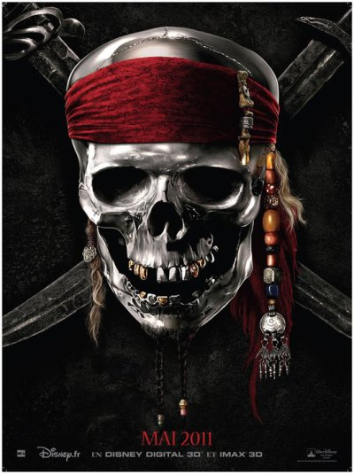 PIRATES DES CARAIBES 4