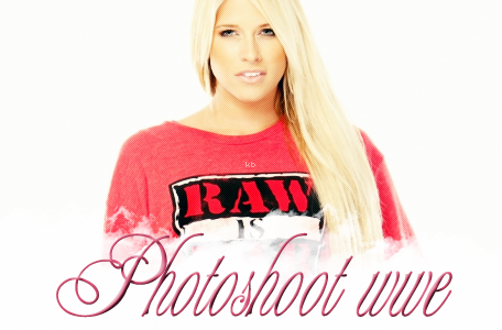 ~WWE Photoshoot~