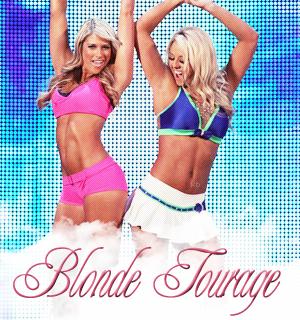 ~ Blonde Tourage ~