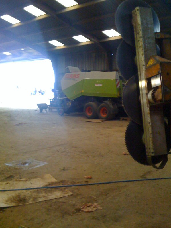 big claas 2200
