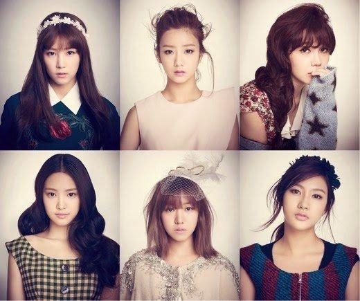 Réactions des netizens : Les A Pink expliquent pourquoi elles ne font pas de comeback sexy