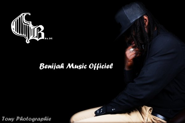 "PAGE FAN SUR FACEBOOK "" BENIJAH MUSIC OFFICIEL """