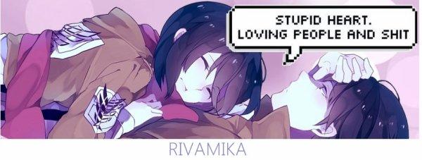 RivaMika, et coup de gueule.