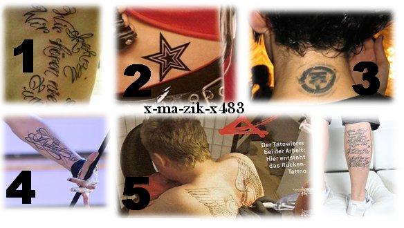 ▌ Ton tatouage préféré ? ▐