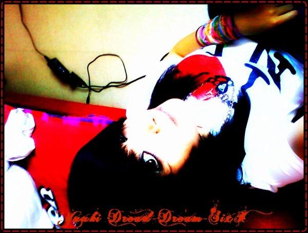 Yuki Dream-SixX devient Yuùki Dread-Dream-SixX Changement de personnalité de vie !