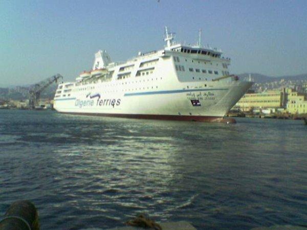 oran Port