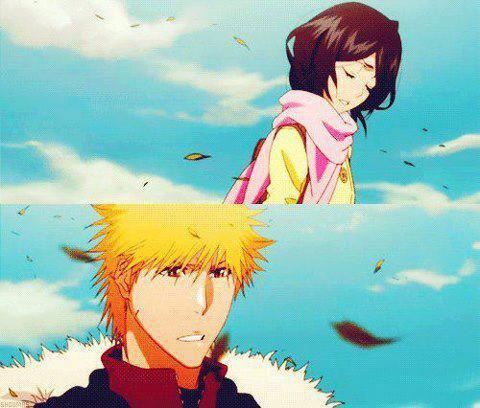 True love.  ~  BLEACH ♥