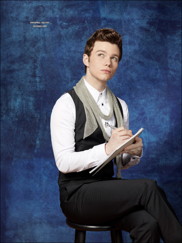 Voici une photo promotionnelle de la troisième saison de Glee, qui débute le 20 septembre prochain.