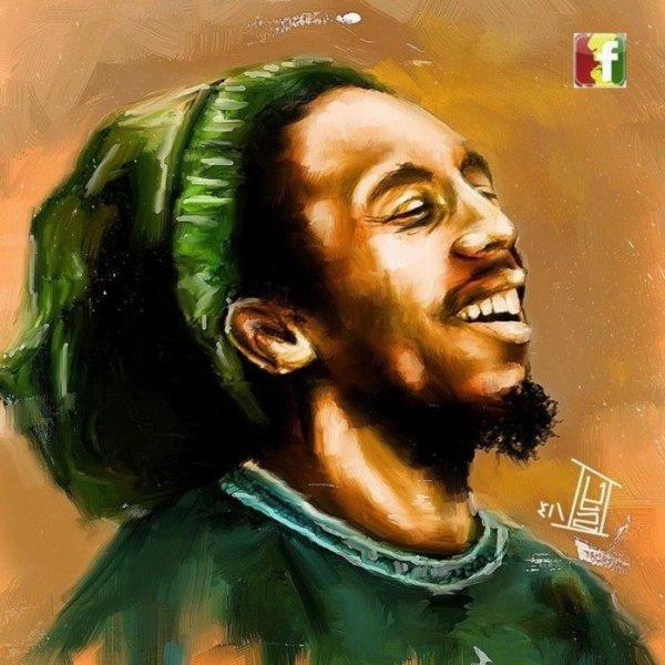 Bob Marley Jarastafari Peace And Love