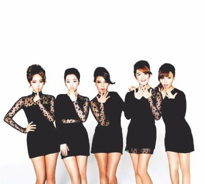 Wonder Girls - 01. G.N.O. - Yo (2012)