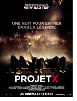 CINE: Projet X