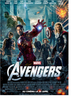 CINE: Avengers