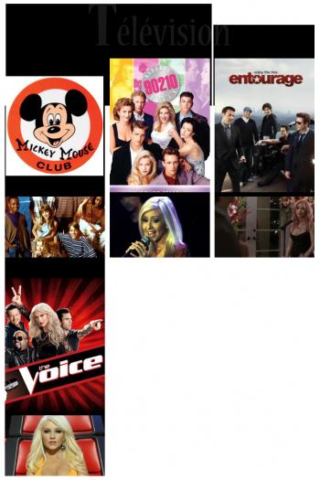 MUSIQUE: Christina Aguilera