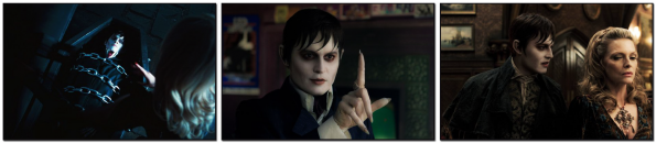CINE: Dark Shadows