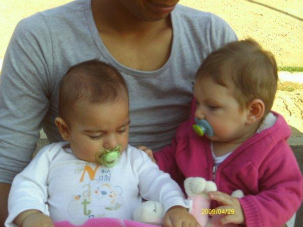 moa et mon cousin haman $)