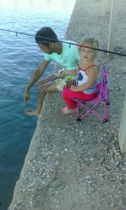 ma fille a la mer