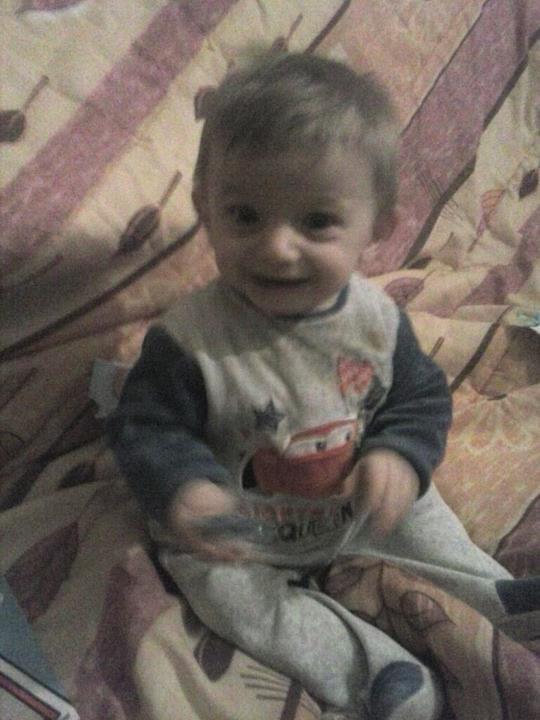 mon fils a 10 mois