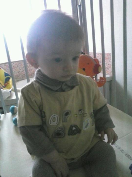 mon fils Ira