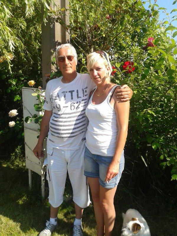 ma fille avec son père
