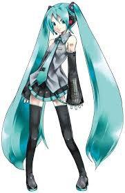 Hatsune Mku. ♪(´ε` )