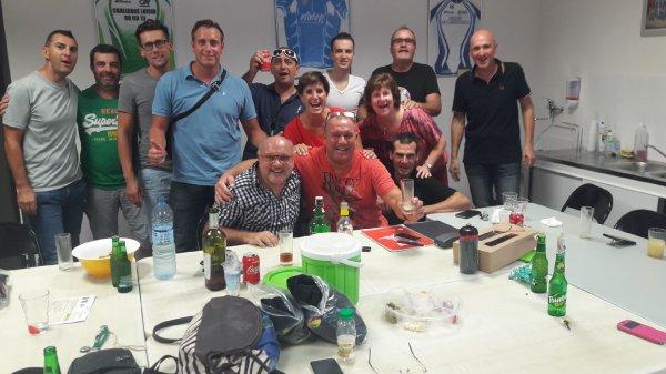 MERCREDI 12 SEPTEMBRE ( entrainement et réunion)