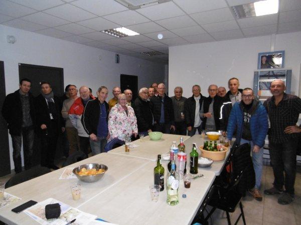 MARDI 5 FEVRIER REUNION SIGNALEURS POUR TOUR LA PROVENCE