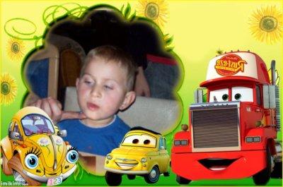 mon fils Ethan