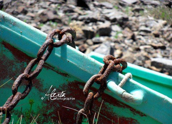 Chaînes de bateaux