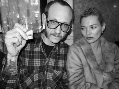 KATE MOSS PAR TERRY RICHARDSON.