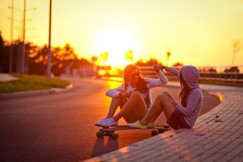 Une Meilleure Amie, c'est une Soeur que la vie a oublié de nous donner. (Anonyme)